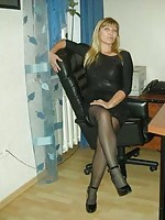 stockings busty 02
