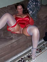 young men having sex with mature women stockings