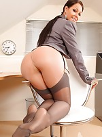 stocking nylons videos