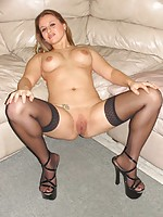 pretty men stockings heels sucking fucking