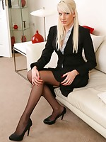 black stockings sex
