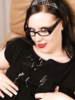 redhead milfs in stockings