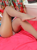 silk stockings porn video